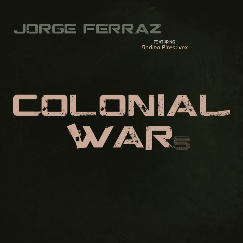 colonial war album cover on line